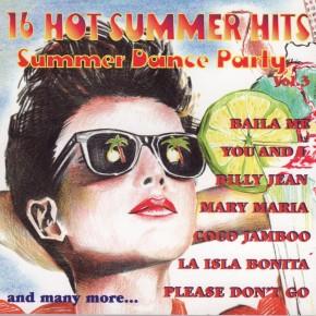 16 Hot Summer Hits Vol.3 A