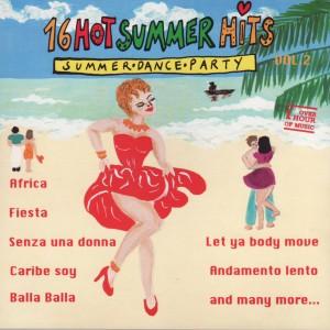 16 Hot Summer Hits Vol2 A