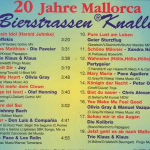 20 Jahre Mallorca Bierstrassen Knaller B