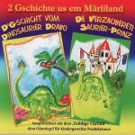 D'Gschicht vom Dinosaurier Drabo - De verzaubereti Saurier-Prinz A