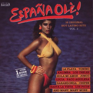 Espana Ole -16 Orig. Hot Latino Hits Vol 2 A