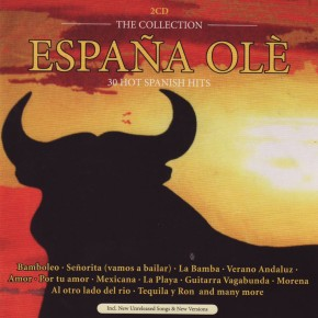 Espana Ole 30 Hot Spanish Hits A