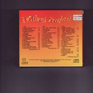 Festival Tropical 3 CD Box B