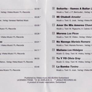 Fiesta Latina 16 Hot Gipsy Hits B