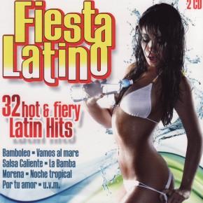 Fiesta Latino 32 hot & fiery Latin Hits A