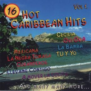 Hot Caribbean Hits  A