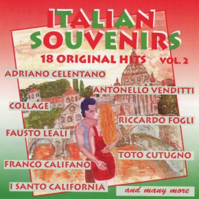 Italian Souvenirs 18 Original Hits Vol. 2 A