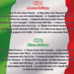 Italianissimo 2 CD Collection Vol 1 B