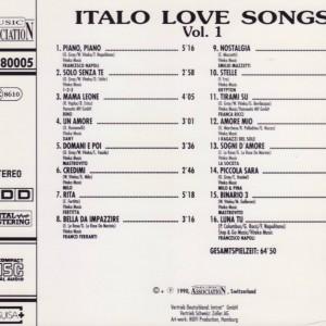 Italo Love Songs B