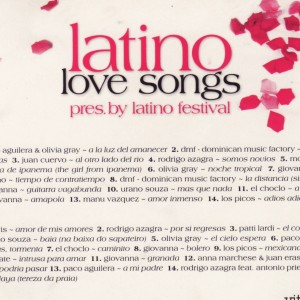 Latino_Love Songs B