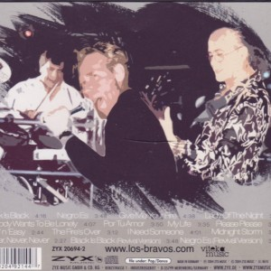 Los Bravos Album b