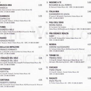 Music from Italia 2 CD B
