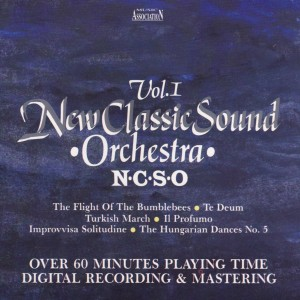 New Classic Sound Orchestra Vol.1 A