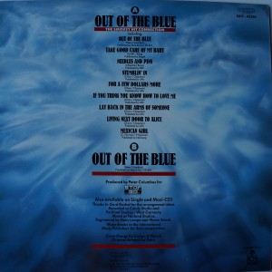 Out of the BlueB
