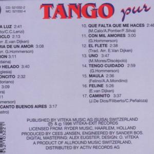 Tango pur el ChocloB