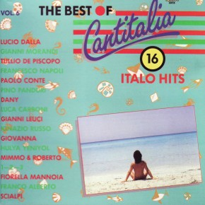 The Best of Cantitalia Vol.6 A