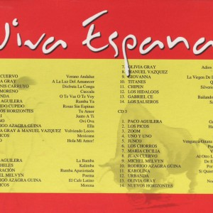 Viva Espana 3 CD Box B