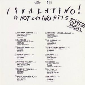 Viva Latino Vol. 1 B