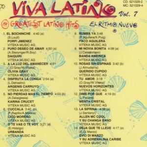 Viva Latino Vol. 7 B