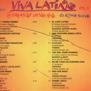 Viva Latino Vol. 8 B